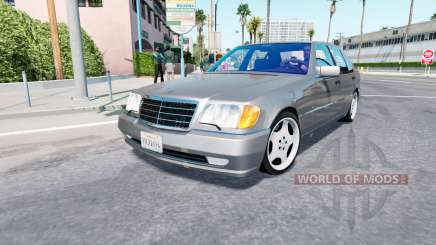 Mercedes-Benz S70 AMG (W140) para American Truck Simulator