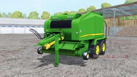 John Deere 678 wrapper para Farming Simulator 2015