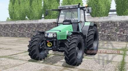 Deutz-Fahr AgroStar 6.08 IC control para Farming Simulator 2017