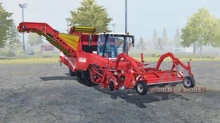 Grimme Tectron 415 carmine pink para Farming Simulator 2013