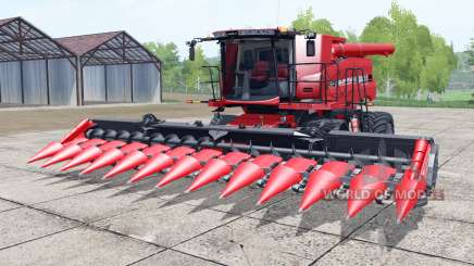 Case IH Axial-Flow 9240 crawler modules para Farming Simulator 2017