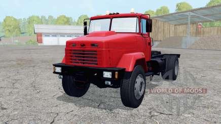 KrAZ-5444 para Farming Simulator 2015