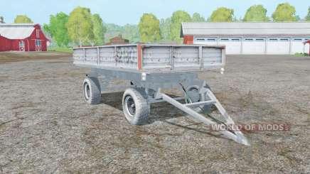 Autosan D-47 para Farming Simulator 2015