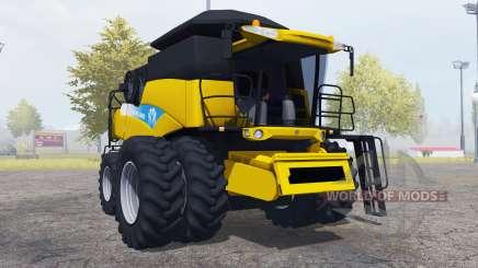 New Holland CR9090 yellow para Farming Simulator 2013