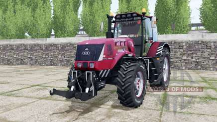 Bielorrússia 3022ДЦ.1 quentes cor-de-rosa para Farming Simulator 2017
