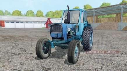 YUMZ-6L brilhante celestial cor azul para Farming Simulator 2015