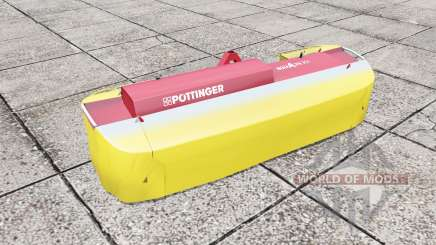 Pottinger Novaalpin 301 T fast coupler para Farming Simulator 2017
