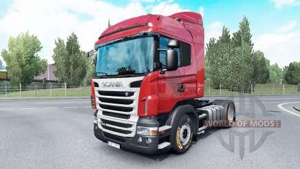 Scania G380 Highline 2009 para Euro Truck Simulator 2