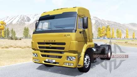 KamAZ-5460 para BeamNG Drive
