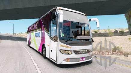 Volvo 9700 Grand L para American Truck Simulator