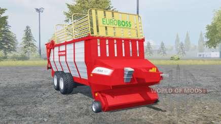 Pottinger EuroBoss 330 T light red para Farming Simulator 2013