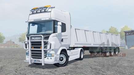 Scania R560 Highline para Farming Simulator 2013