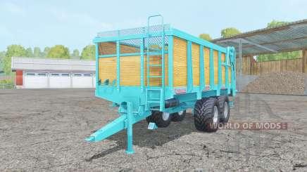 Crosetto SPL180 para Farming Simulator 2015