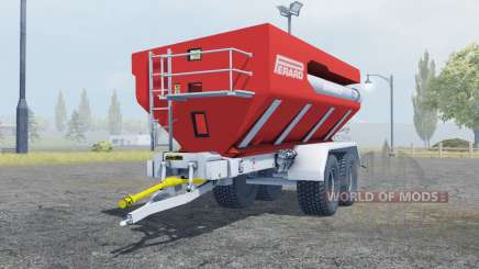 Perard Interbenne 25 bright red para Farming Simulator 2013