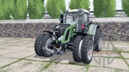 Fendt 924 Vario cab suspension para Farming Simulator 2017