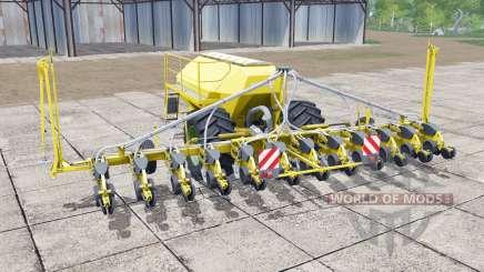 Horsch Maestro 12.75 SW vivid yellow para Farming Simulator 2017