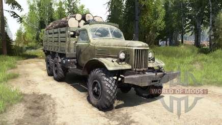 ZIL-157КД para MudRunner