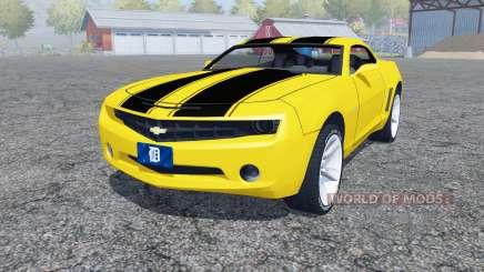 Chevrolet Camaro 2010 para Farming Simulator 2013