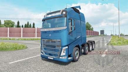 Volvo FH16 750 8x4 Globetrotter XL para Euro Truck Simulator 2