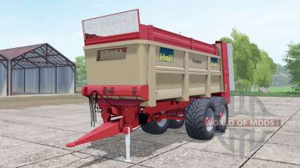LeBoulch Evolupro para Farming Simulator 2017
