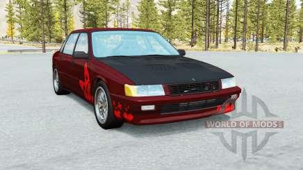 Ibishu Pessima 1988 V6 Drift v1.2 para BeamNG Drive