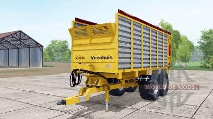 Veenhuis W400 ronchi para Farming Simulator 2017