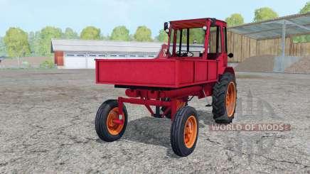 T-16M de cor vermelho brilhante para Farming Simulator 2015