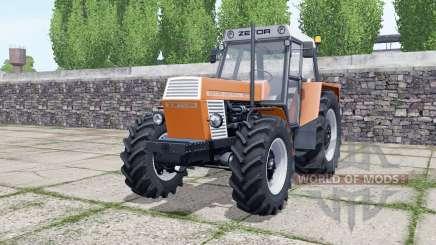 Zetor 12045 Crystal color configurations para Farming Simulator 2017