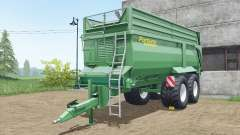 Fortuna FTK 200 illuminating emerald para Farming Simulator 2017