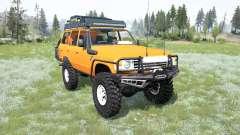 Toyota Land Cruiser 60 para MudRunner