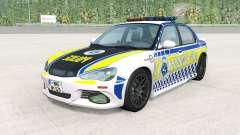 Hirochi Sunburst Australian Police v0.4 para BeamNG Drive