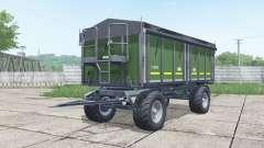 Brantner Z 18051 wide tyres para Farming Simulator 2017