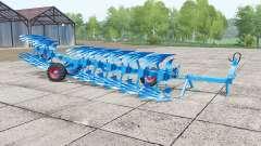Lemken Titan 11 dynamic hoses para Farming Simulator 2017