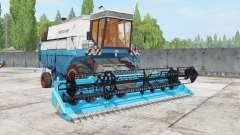 Fortschritt E 516 B dark turquoise para Farming Simulator 2017