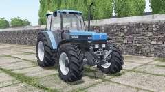 New Holland 8340 new engine sound para Farming Simulator 2017