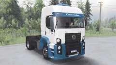 Volkswagen Constellation Tractor para Spin Tires