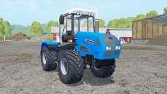 HTZ-17221-09, de cor azul, para Farming Simulator 2015