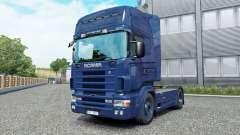 Scania R144L 530 4x2 Topline para Euro Truck Simulator 2