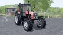 MTZ-1221 Belaus para Farming Simulator 2017