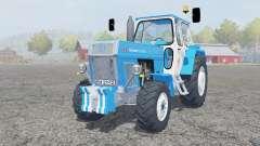 Fortschritt Zt 303-D manual ignition para Farming Simulator 2013