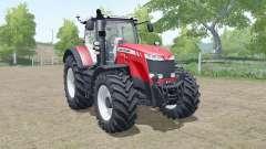 Massey Ferguson 8700 2014 para Farming Simulator 2017