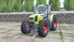 Claas Ares 616 RZ 2005 para Farming Simulator 2017
