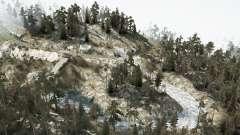 Siberian natureza para MudRunner