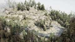A tundra do Norte para MudRunner