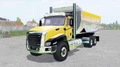 Caterpillar CT660 Dump Truck 2011 para Farming Simulator 2017