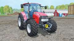 Case IH Farmall 105U Pro para Farming Simulator 2015