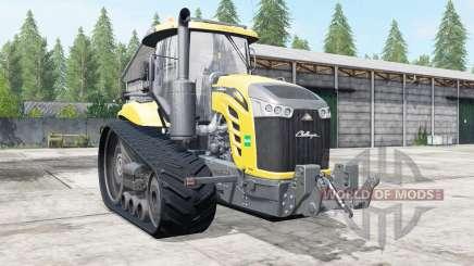 Challenger MT7x5E para Farming Simulator 2017