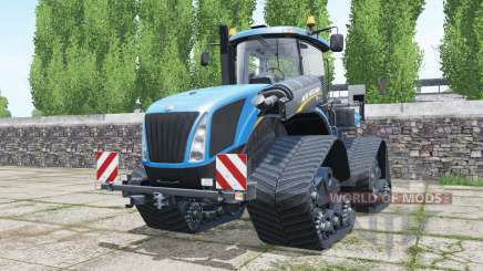 New Holland T9.700 SmartTrax spanish sky blue para Farming Simulator 2017