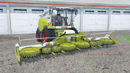 Claas Jaguar 980 and Orbis 900 para Farming Simulator 2015