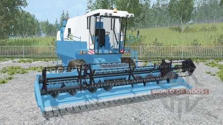 Fortschritt E 524 rich electric blue para Farming Simulator 2015